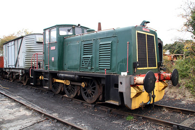 Ind 0-6-0DH Ruston & Hornsby AD420 'Iris' (459515).
