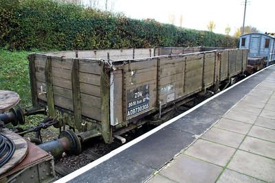 22t Tube wagon ZBV ADB730305.