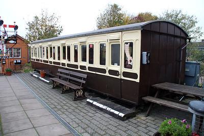 Chinnor & Princess Risborough Railway Stocklist.