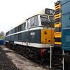 Class 31 D5581 (31163).