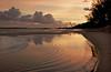 Paradies Island Sunrise