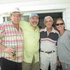Jeff, me, Roscoe, Liz Baye.