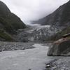 Franz Josef Glacier<br /> South Island, New Zealand<br /> November 25, 2007