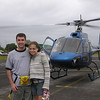 Volcano helicopter ride on our honeymoon<br /> Hilo, Hawaii<br /> April 28, 2004