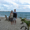 At the Westwind Hotel in Placencia, Belize