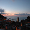 An evening in Monterosso, Italy