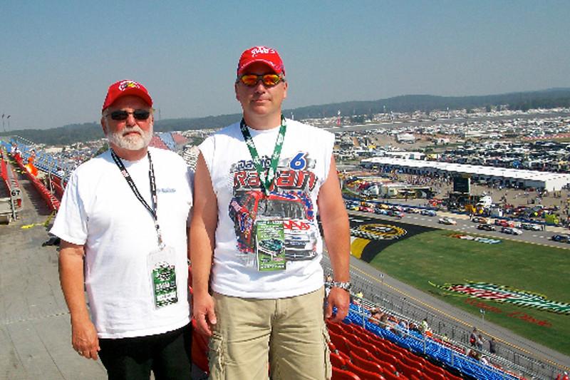 NASCAR Talladega 2008