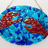 Oval Lobster Claw Wall Hanging