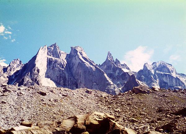 Chris's photos - Alps 1967