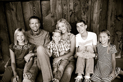 Christensen Family 2014