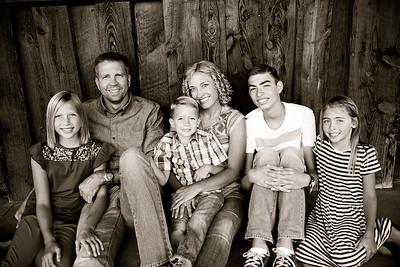 Christensen Family 2014