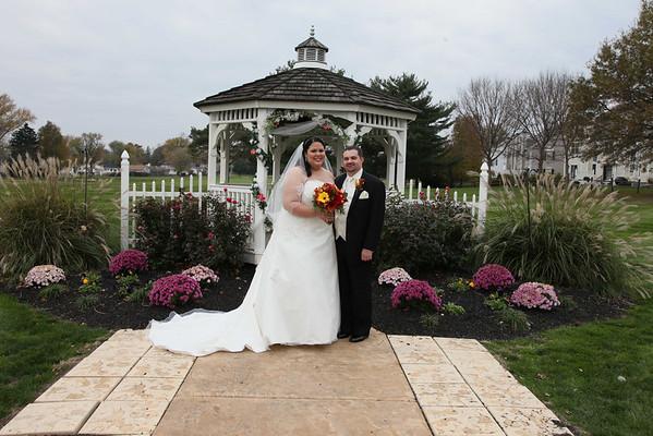 Christine and David - wedding proofs