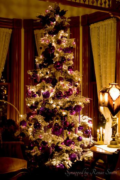 The Purple Room Tree