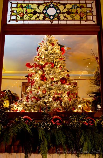 A Glimpse of Christmas