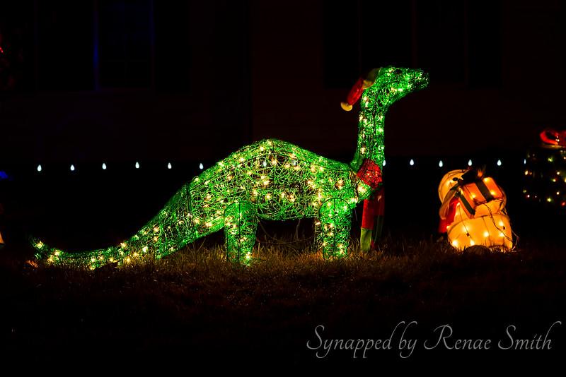 Dinos Win this Christmas!