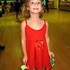 December 14, 2010.  Vivian at a ballerina christmas party!