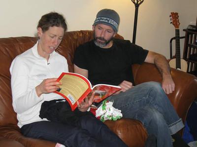 Christmas 2011 at Truebloods