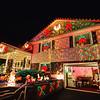 Christmas Lights at Santa Claus Ln, Delaware