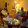 Christmas Eve with Grace Finney, Grandma, Celeste and Lucas Collier