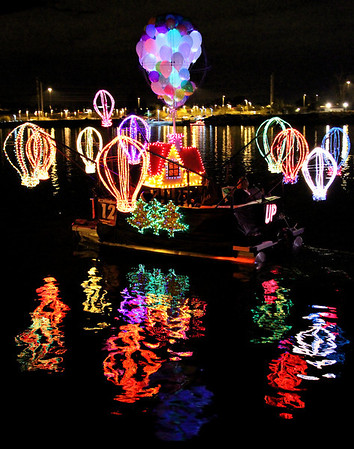 Christmas Boat Parade 2009