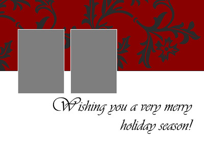 Red Damask_5X7 2-sided card_Horizontal_02