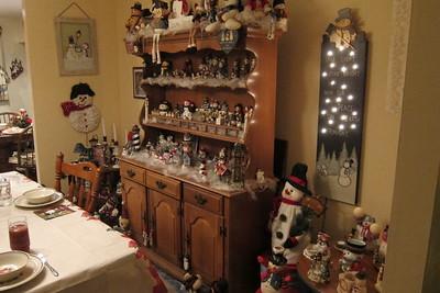 Christmas Dinner Shaws 25 December 2014