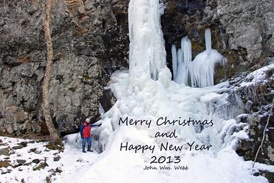Christmas Greeting 2013