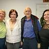 Lois Fries, Candi Joban, Toni Beach, & Marios Psomas