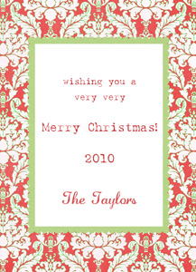 Merry & Bright Card 1 BACK