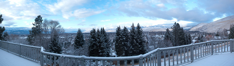 Christmas in Missoula