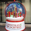 "Christmas on Peachtree : Make ""Christmas on Peachtree"" a holiday tradition for you and your family. Located at 200 Peachtree Street in the heart of downtown Atlanta, it is a mix of family-friendly festivities, food and shopping situated in the old Macy Department Store building. ""Christmas on Peachtree"" is open daily and runs through Christmas Eve."