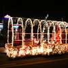 28th Annual Christmas on the Square lighted nighttime Christmas parade.
