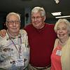 Jack Marscher, Dennis Hughes, & Carolyn Marscher