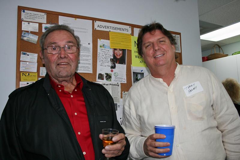 Charlie Kohnken & Terry Henry