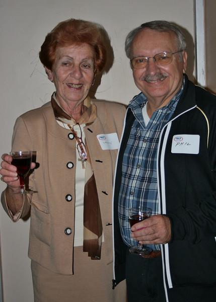Penny Bogdanos & Phil DelGreco