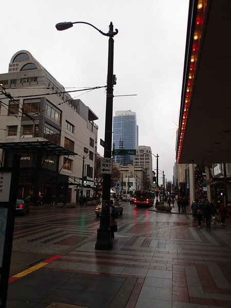 Downtown Seattle.