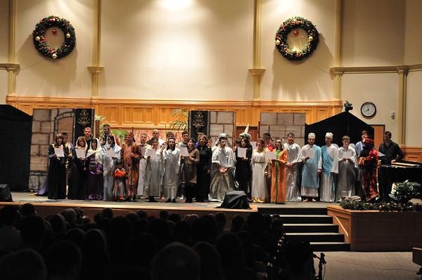 2012-12-24 Рождественская постановка