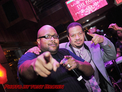 Chubb Rock Throwback at Park