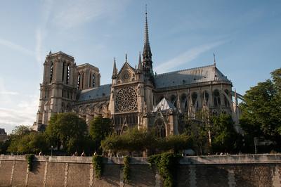 Paris, Notre Dame Cathedral