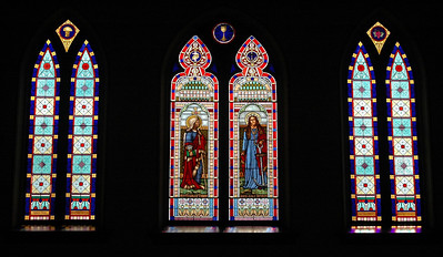 Stained Glass - 1