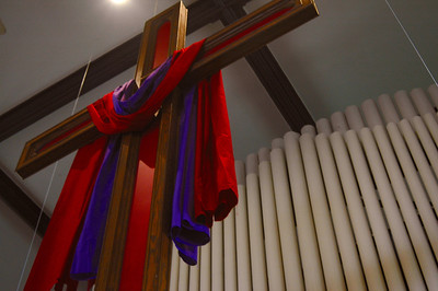 Lenten Cross - 5