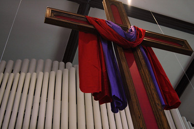 Lenten Cross - 4