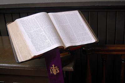 Bible Study - 2