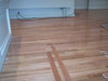 New hardwood floor! 1/24/13