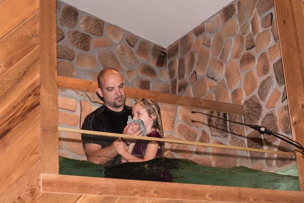 Baptism 052817 Lydia Kenzie