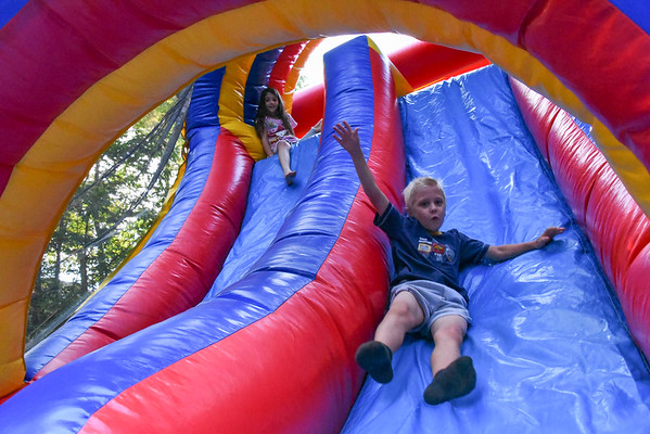 Bouncey House Awana -092216