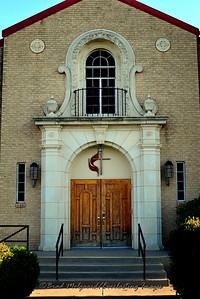 First United Methodist Church-Junction, Texas