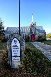 Trinity Episcopal Church-Junction, Texas