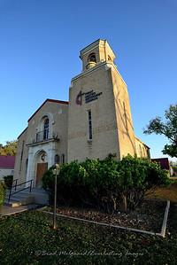 First United Methodist Church-Junction, Texas