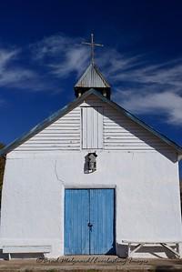 Sangre de Cristo Chapel-Quarteles, New Mexico